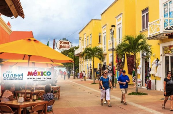 isla cozumel downtown